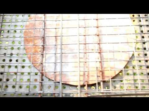 Как почистить решетку для гриля. Как быстро почистить решетку гриль от жира и нагара.