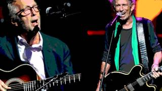 Keith Richards & Eric Clapton - Goin' Down Slow