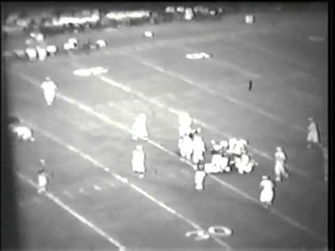 1963 Florida vs Alabama Part 2 of 2