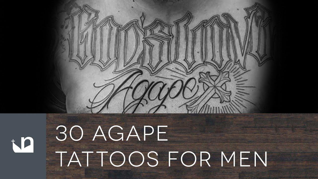30 Agape Tattoo Designs For Men – Highest Form Of Love Ink Ideas 30 Agape Tattoo Designs For Men – Highest Form Of Love Ink Ideas new photo