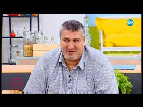 Любо Ганев разказва 'За света отвисоко' - На кафе (20.09.2018)