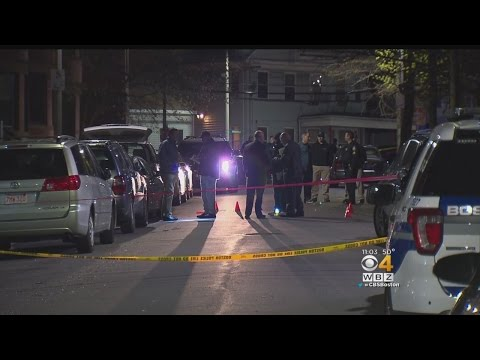 Police Respond To Multiple Reports Of Shots Fired In Dorchester