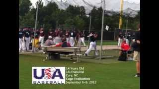Jake Sadowitz - Manalapan HS Class of 2016 Hitting - Sept 2012 to May 2013