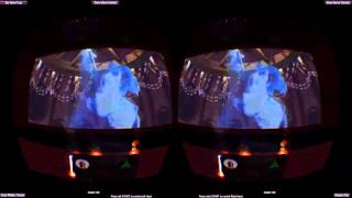 New Oculus Rift Hydra Multiplayer Game- 4D Cinema RiftMax VR Theater Plays 2D, 3D Movies Facebook