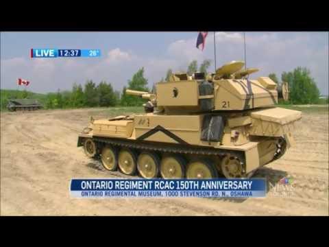 AQUINO 2016 - CTV Toronto Anwar Knight museum staff interviews
