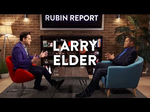 Larry Elder and Dave Rubin: Real Racism, Trump, Fake , and More Full
