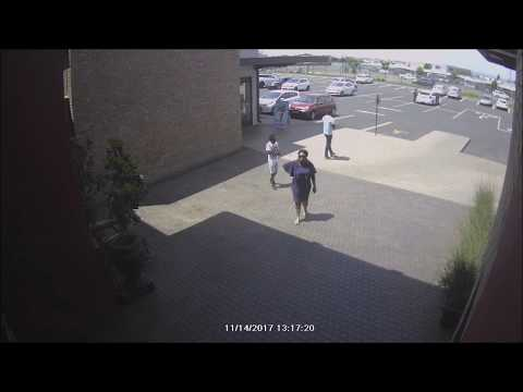 Watch - Robbers follow man from bank