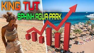 ЕГИПЕТ СЕЙЧАС ИДЕАЛЬНЫЙ ОТДЫХ в отеле King Tut Beach Resort Sphinx Aqua Park Beach Resort 5