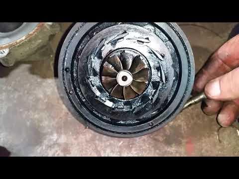 Как работает турбина с изменяемой геометрией