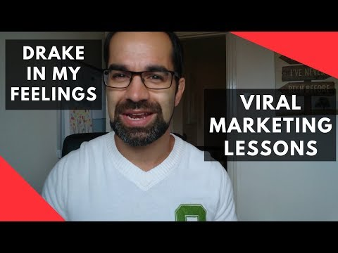 Cover Lagu Drake In My Feelings - Lesson In Viral Marketing STAFABAND