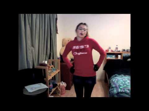 Kayla singing Gom Se Mari / Three Bear Song