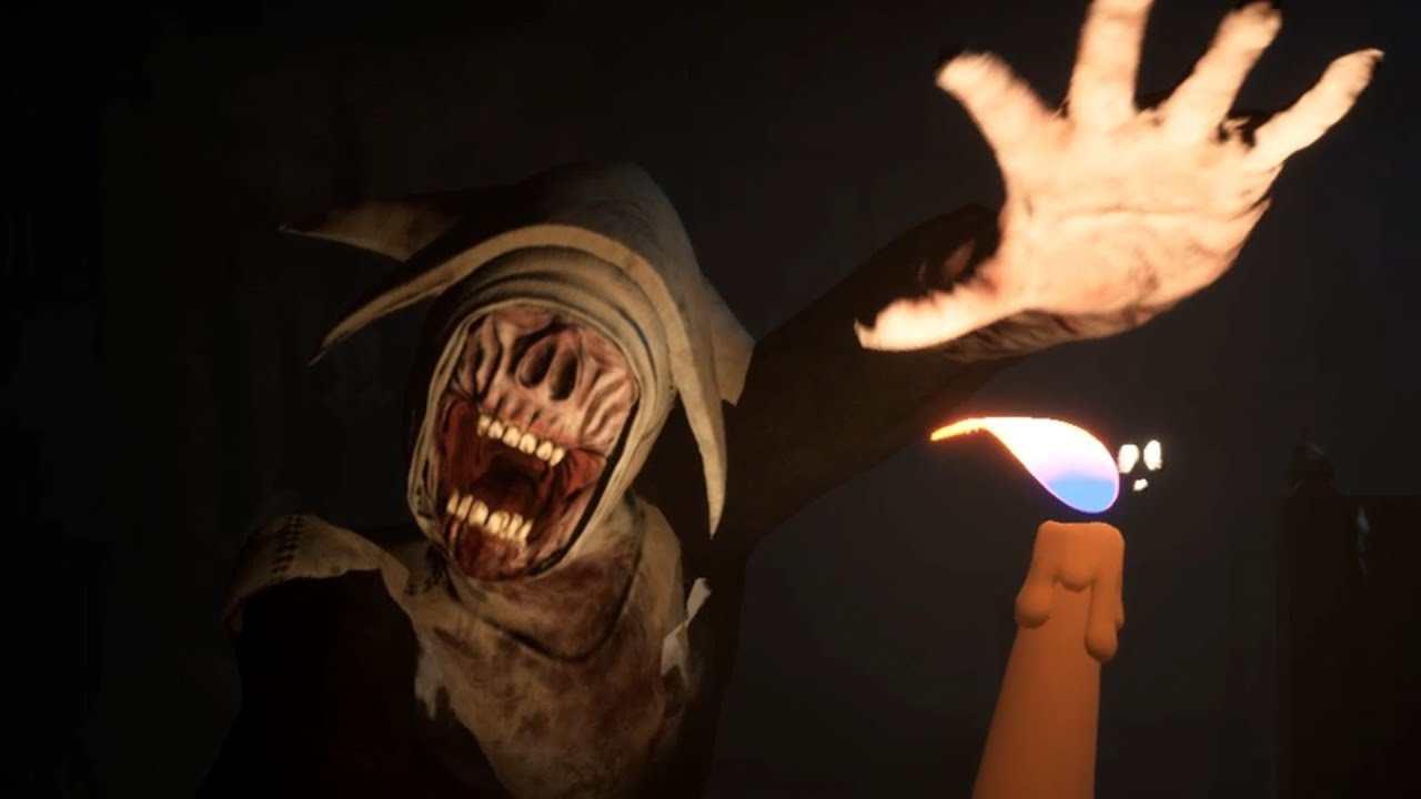 Download Wick - Little Nightmaresesque Candle Horror Game.... Where You Play Jean Wick ( FULL VERSION )