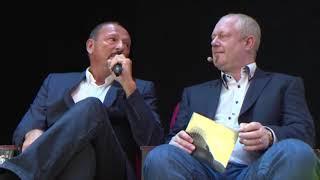 AIDAbella 2019 - Schmidtis Prime Time - zu Gast: Lektor Michael Cornély