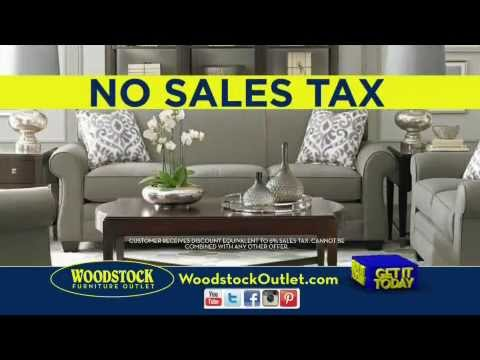 2014 Year End Tax Free Event At Woodstock Furniture Outlet