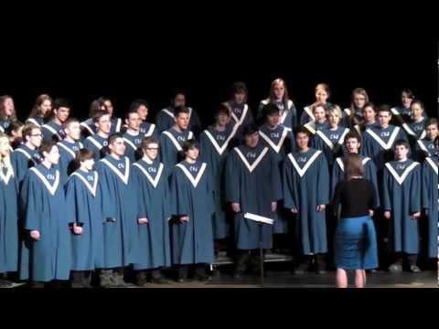 Dwijavanthi - Corvallis High School Concert Choir