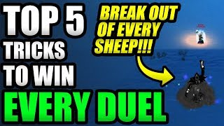 TOP 5 Tricks To Win Every Duel In Classic WoW! [Become A PvP GOD!]