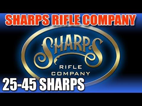 Sharps Rifle Company 25-45 Sharps - Testing And Impressions