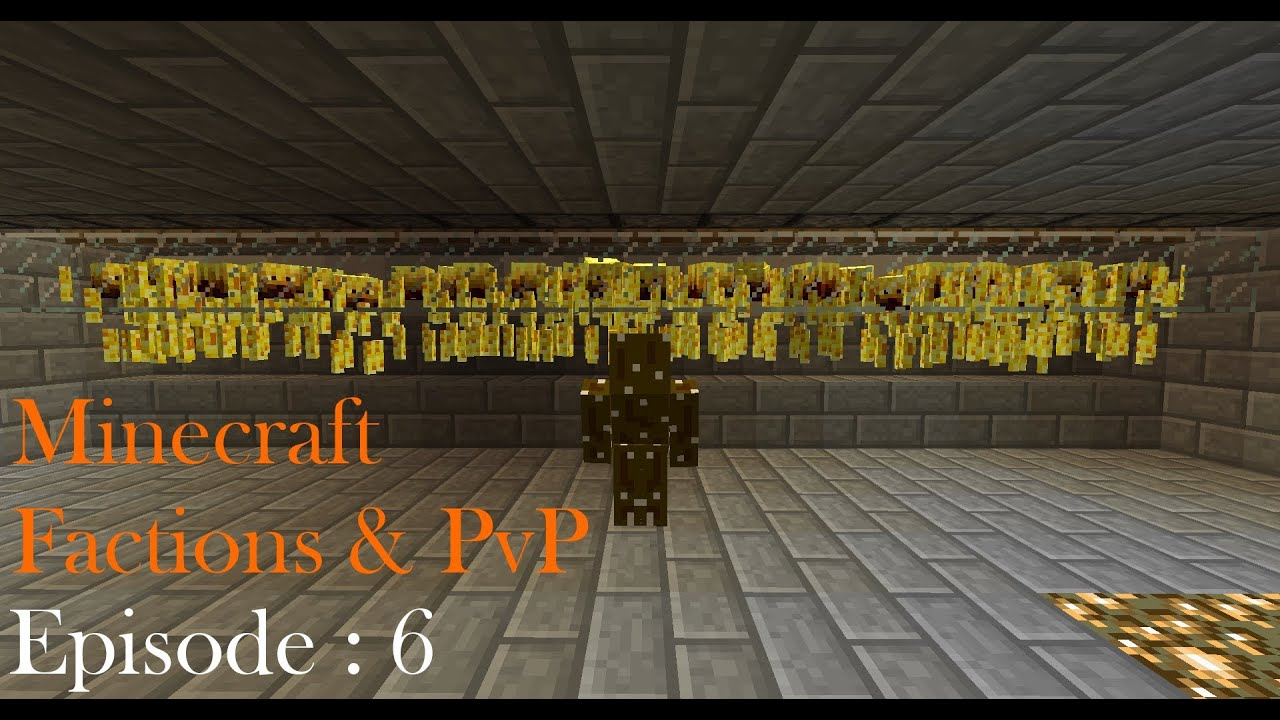 Minecraft Factions How To Build A Blaze Grinder