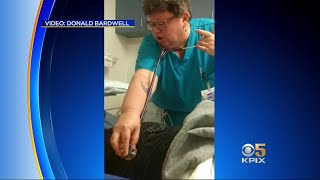 South Bay ER Doctor Suspended After Abusive Visit Caught on Cellphone Video