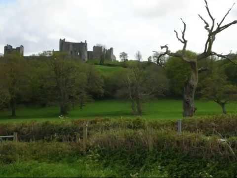 Llansteffan Castle........Llansteffan, Carmarthenshire, Wales , uk