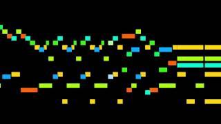 George Frideric Handel - Courante, mvt. 3, HWV 450
