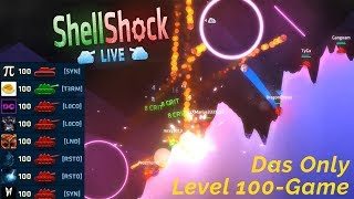 DAS ONLY LEVEL 100-GAME | ShellShock Live #364 | [HD+]