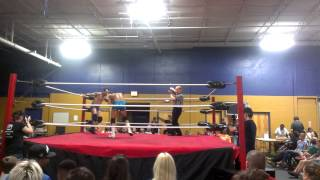 Jesse Neal vs Briley Pierce(Ryan Nemeth)