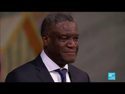 REPLAY - Cérémonie de remise du prix nobel de la paix à Denis Mukwege et Nadia Murad