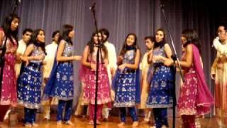 Dil Se - Nazrein Milana, Nazrein Churana / O Re Piya - West Coast A Cappella 2010
