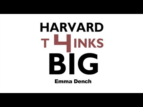 "Emma Dench: ""Talking to Dead People"" 