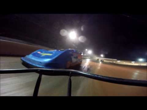Skyline Speedway Harvest 50 Late model Feature, Tyler Carpenter GoPro