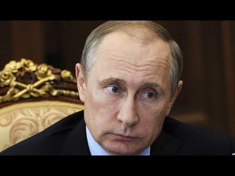 Senate Taking Russia Sanction Controls Away From Trump