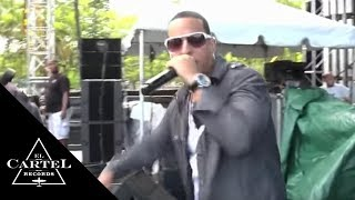 Daddy Yankee  Yellow Pass Pr Part 1 Live @ www.OfficialVideos.Net
