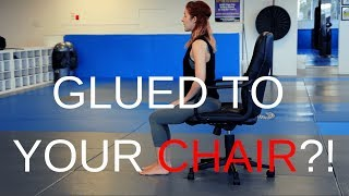 Chair Yoga at Your Desk | Limited Space