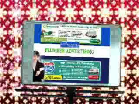 Plumber Advertising