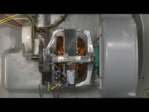 Maytag Dryer Drive Motor Replacement #W10410999 YouTube