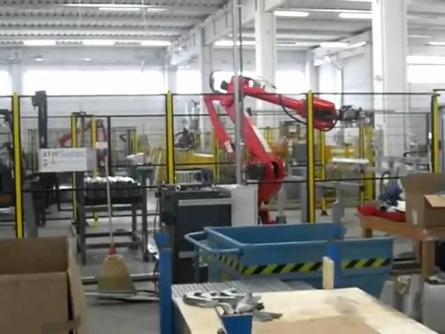 ROBOT - AUTOMAZIONE SCARICO PROFILE