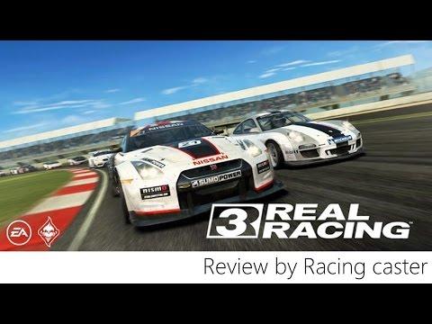 รีวิวเกม Real Racing 3 เกมรถแข่งภาพสวยเท่าเล่นในคอมฯ