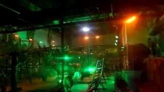 Tiger Terror Off-ride Safari Land 7-18-14