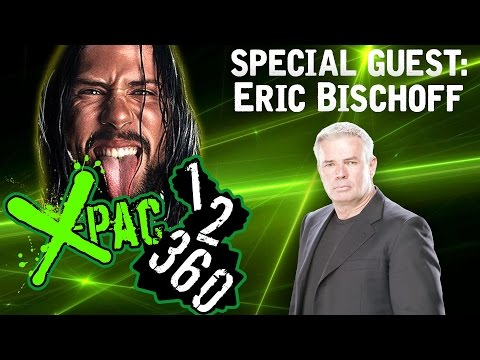 Eric Bischoff Sits Down With X-Pac | X-Pac 12360 Ep. #21