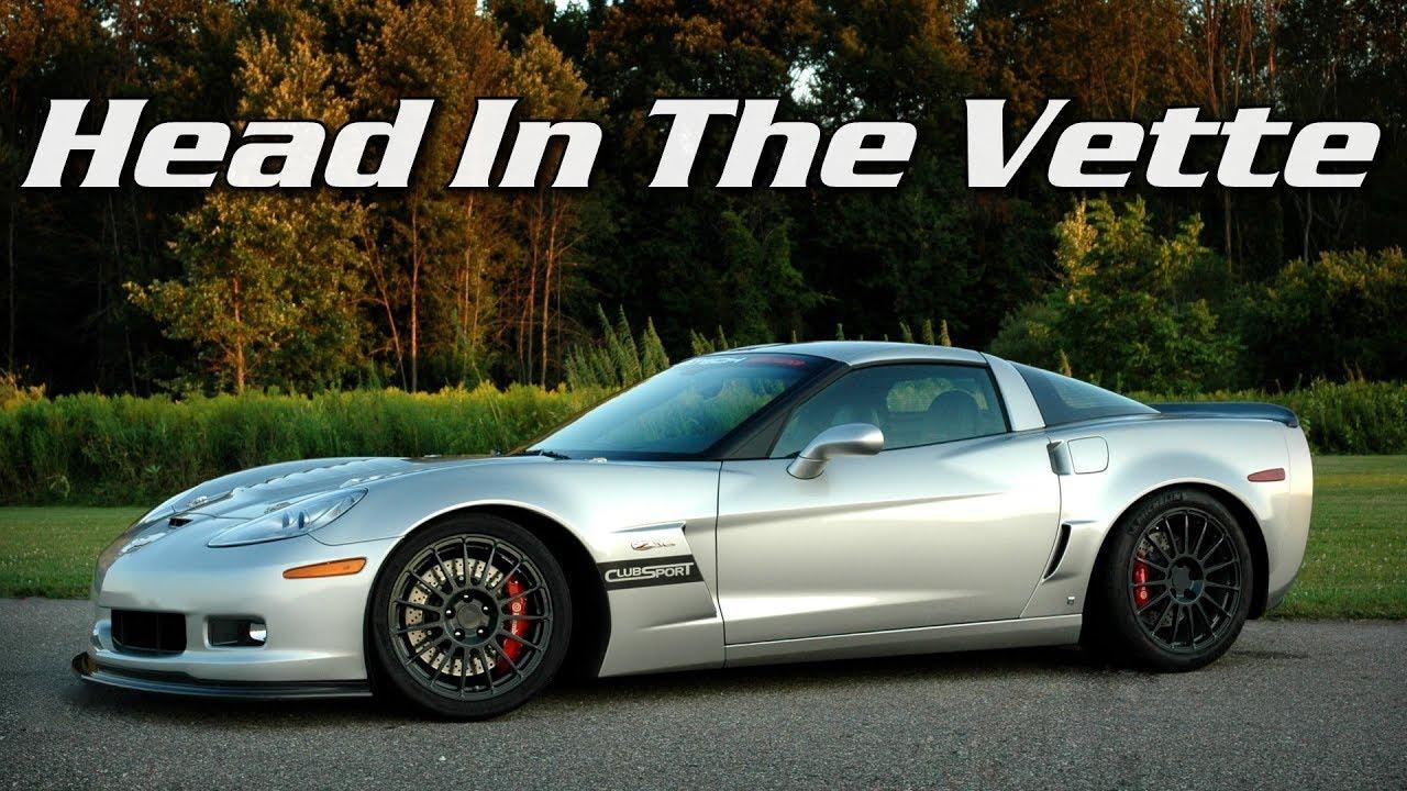 Head In The Corvette - IMV Films - Katech Clubsport LS7 C6 Z06 Track ...