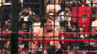 RAW Elimination Chamber No Way Out 2008 Highlights