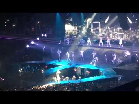 Justin Bieber Where Are You Now Live Purpose Tour Arena Zagreb Youtube