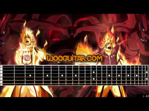 Naruto Opening - Distance Long Shot Party Guitar