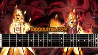 Naruto Opening - Distance Long Shot Party Guitar