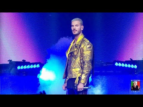 M. Pokora - My Way Tour live in Bruxelles @ Forest National