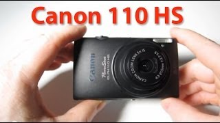 Canon 110 HS Digital point and shoot camera video review with sample vids and photos(Quick look at the Canon PowerShot Elph 110 HS ultra compact point and shoot digital pocket camera. My overall pick for a slim, lightweight compact camera., 2012-07-13T04:59:35.000Z)