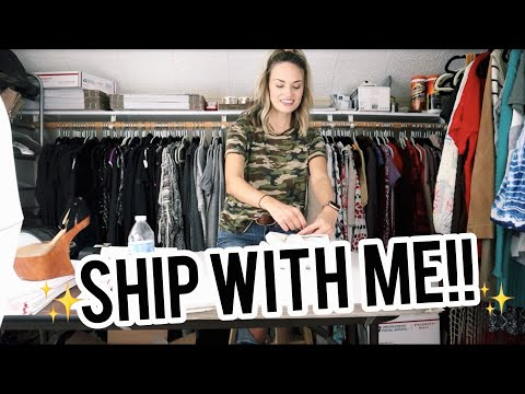 Ship $1.2K in Weekend Sales on Poshmark With Me! See What is Selling Quickly! (Part One)