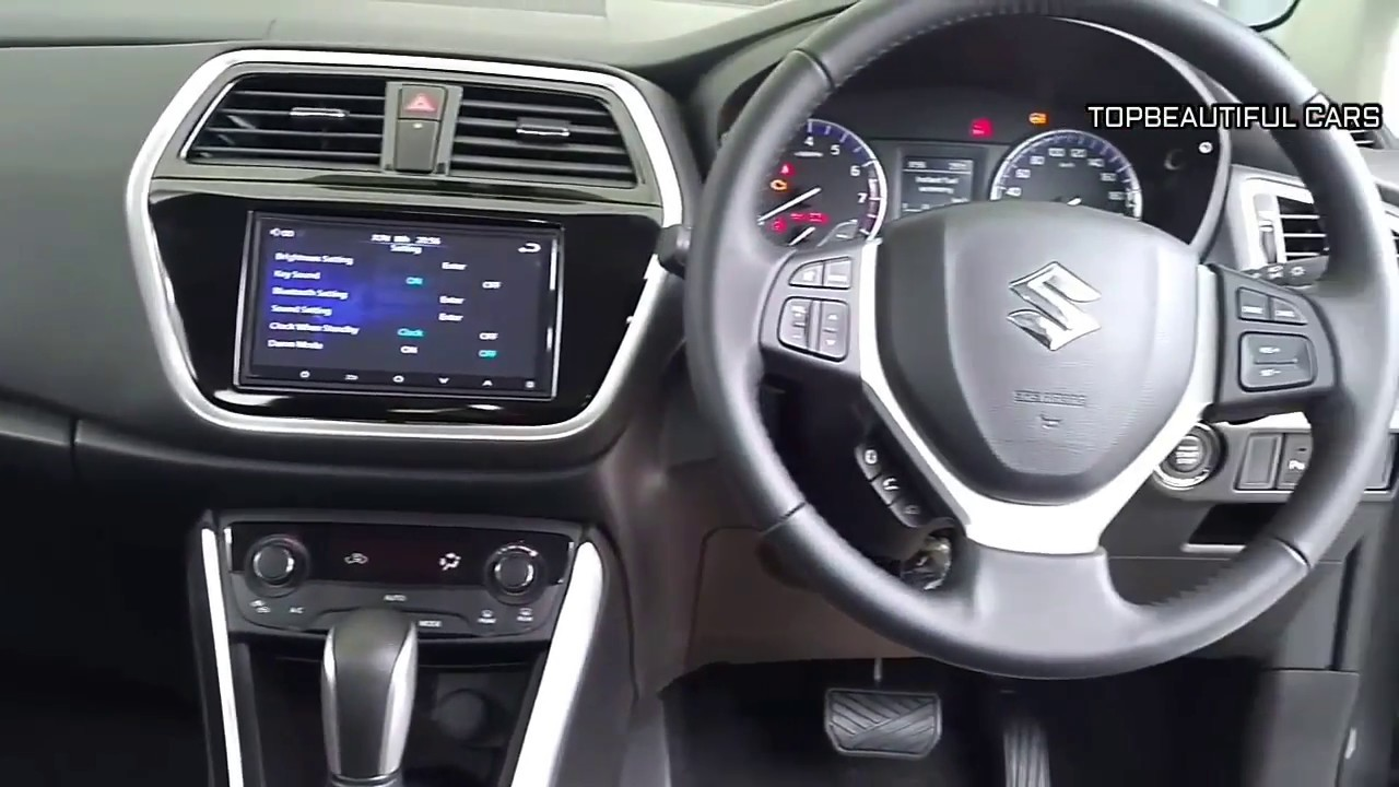 2019 New Suzuki Sx4 Cross Redesign Interior Exterior Youtube