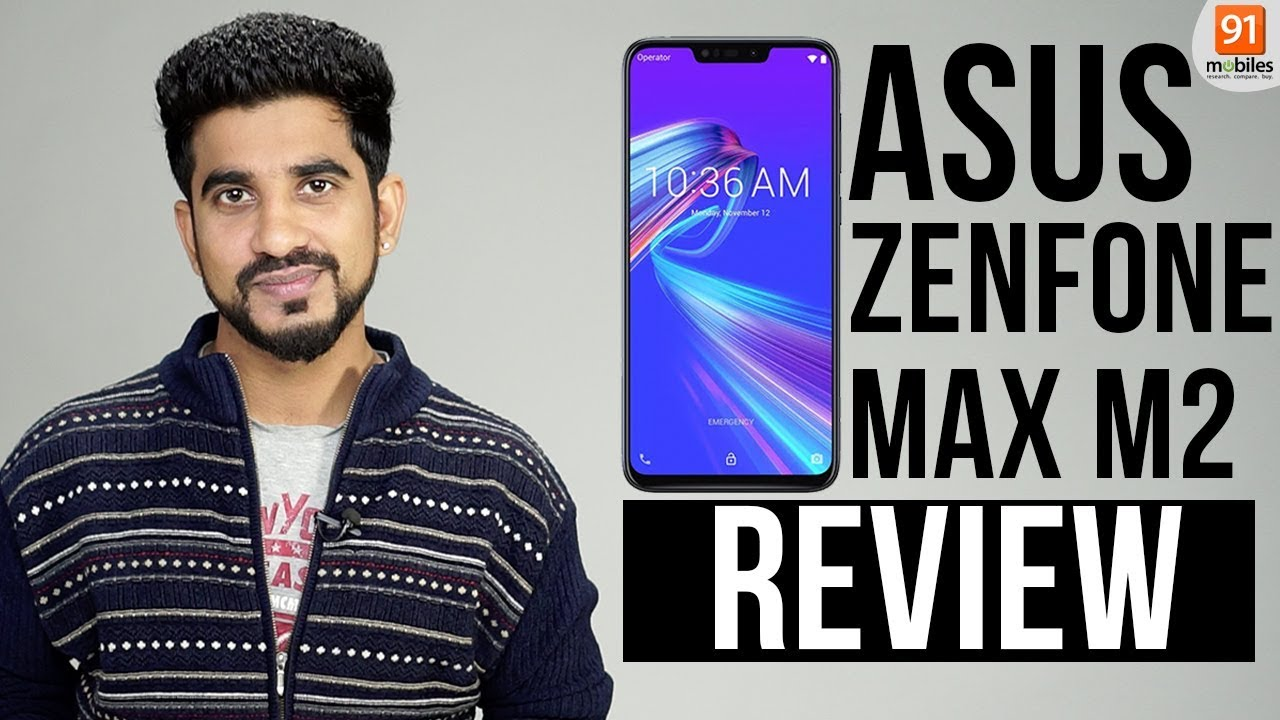 ASUS Zenfone Max M2 Hindi Review: Should you buy it in India?[Hindi हिन्दी]